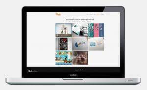 Portfolio para diseñadores, agencias y creativos.