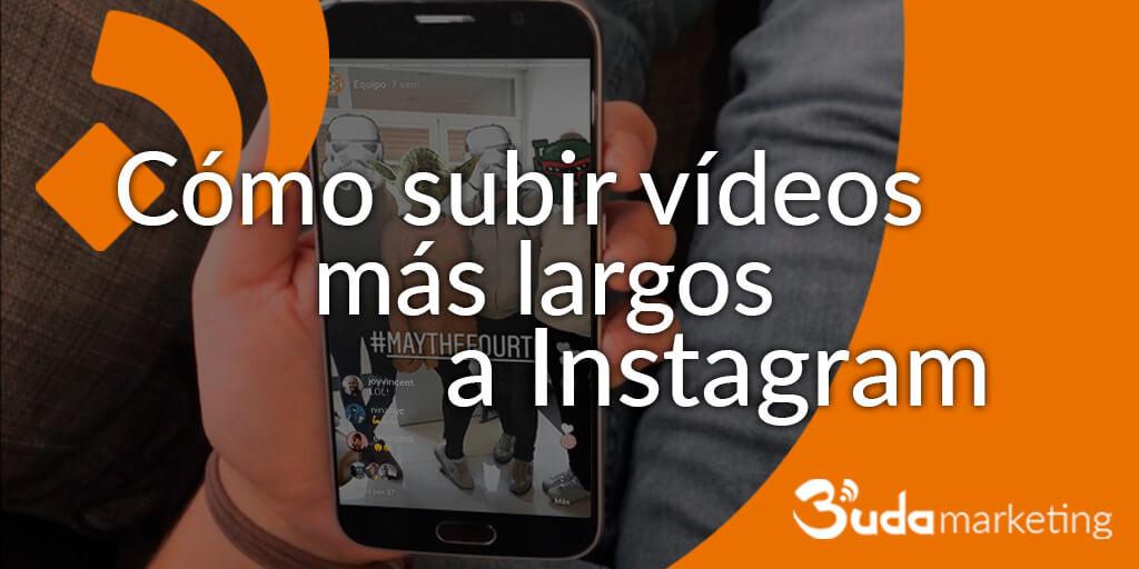 subir videos a instagram