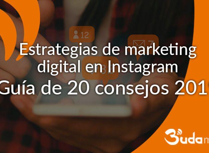Estrategias de marketing digital en Instagram