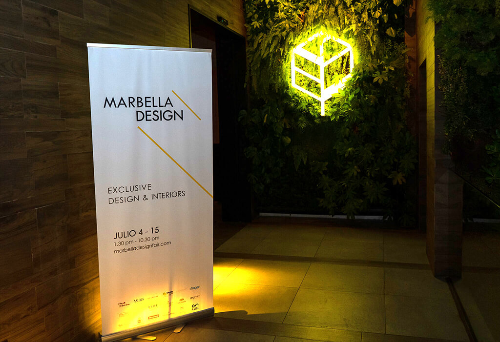 diseño roll up para eventos