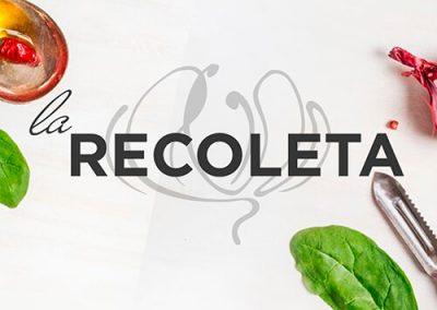 Diseño gráfico para restaurante: logotipo, cartas y diseño web